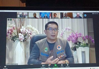 Ridwan Kamil Jabarkan Potensi Ekonomi di Jabar Pada US-ASEAN Business Council Meeting